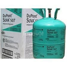 Gas R507 Chemours Dupont Suva - Đại lý gas lạnh Thành Đạt (ảnh 1)