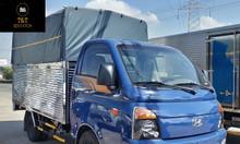 Giá xe tải Hyunhdai H150 l tải trọng 1,49 tấn l thùng dài 3,13m
