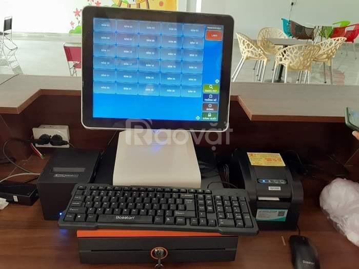 Nhận cung cấp máy tính tiền giá rẻ tại TP.HCM cho tiệm bánh
