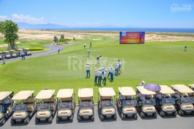 Bán gấp lô đất ven biển, dự án sân Golf 5 sao Cam Ranh