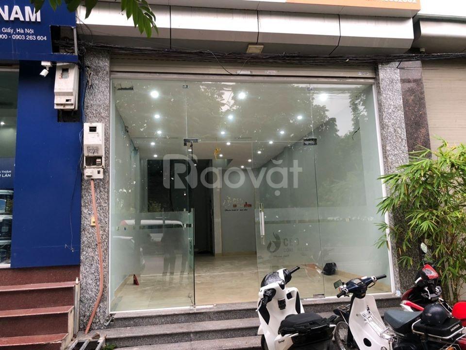Cần cho thuê văn phòng mặt đường Trần Vỹ