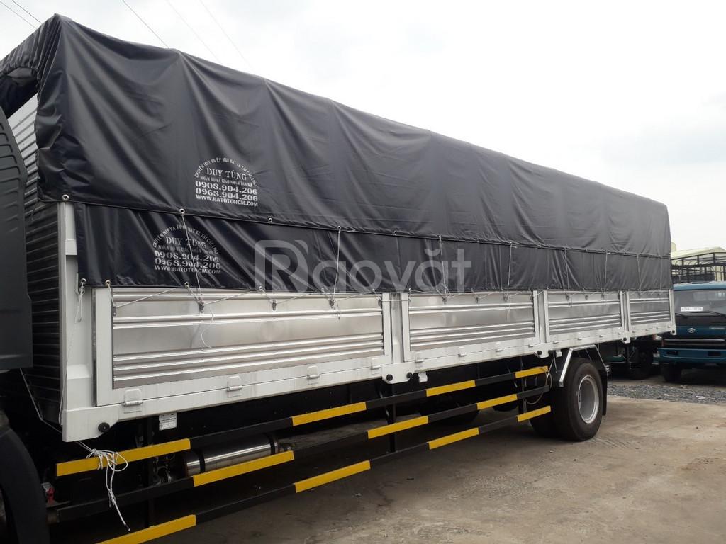 Xe tải Faw 7 tấn thùng dài 9m7 đời 2020 giá tốt