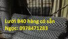 Cung cấp lưới hàng rào B40, lưới B40, lưới thép B40 giá rẻ (ảnh 4)