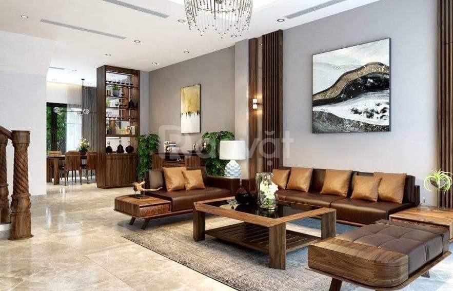 CC bán gấp nhà LK TT17 TT18 mặt đường Nguyễn Khuyến KĐT Văn Quán 116m2