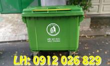Giải đáp thắc mắc về thùng rác nhựa giá bao nhiêu tại TPHCM