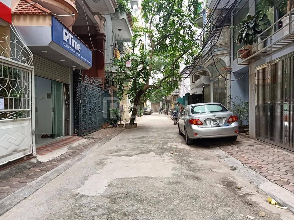 Bán nhà Phố Trần Quang Diệu ô tô tránh, vỉa hè kinh doanh, 47m2*5T, giá 6,7 tỷ (ảnh 1)