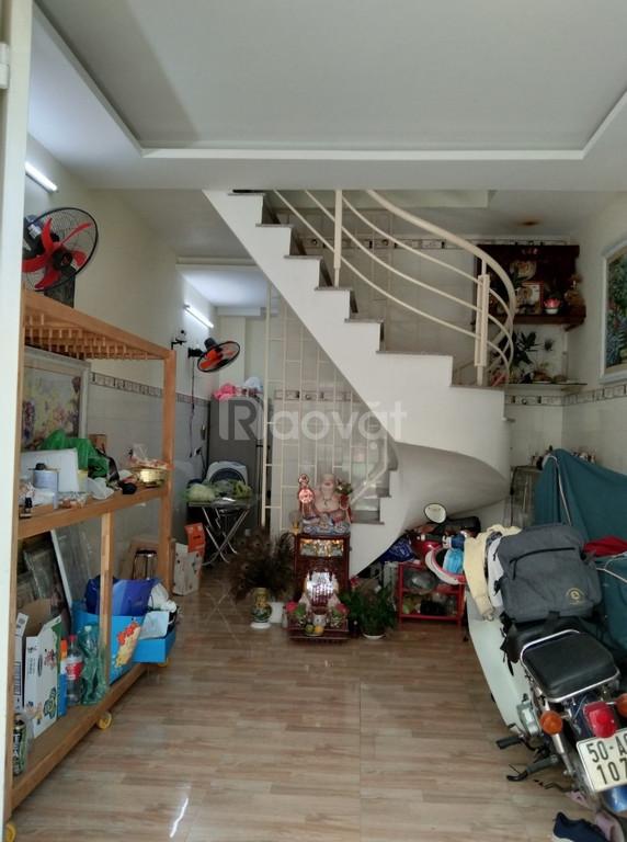 Bán nhà 1 trệt 1 lầu Nguyễn Bình, 2 phòng ngủ giá 1 tỷ 570