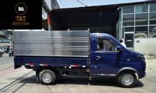 Xe tải nhẹ SRM 930 kg l thùng dài 2m69 lđộng cơ công nghệ kỹ thuật Đức