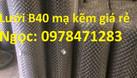 Cung cấp lưới hàng rào B40, lưới B40, lưới thép B40 giá rẻ (ảnh 7)