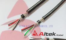 Cáp xoắn đôi RS485 Altek Kabel, hệ thống điện năng lượng mặt trời