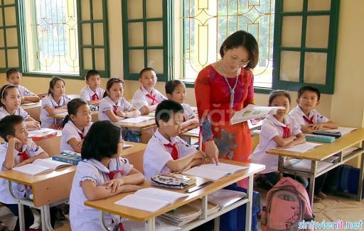 Học liên thông đại học sư phạm tiểu học tại Hồ Chí Minh 2020 (ảnh 1)