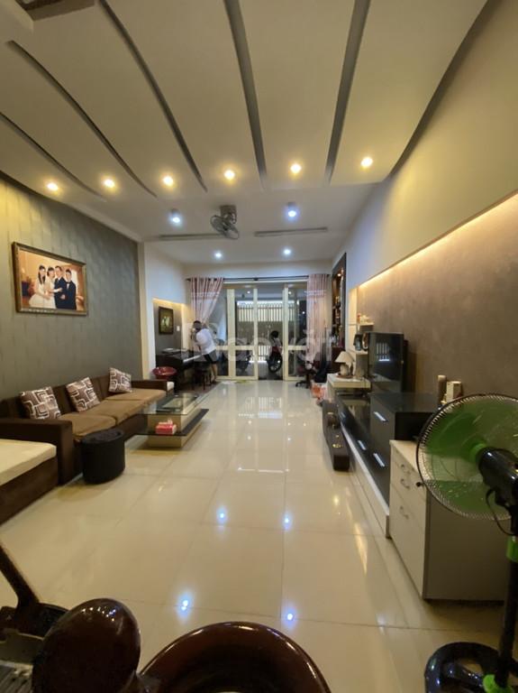 Bán nhà mặt tiền Chấn Hưng, P.6, Tân Bình, 4.2x18m, 4 tầng, 15.6tỷ (ảnh 1)