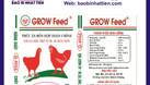 Bao pp dệt đựng thức ăn gia súc, in bao bì thức ăn gia súc (ảnh 7)