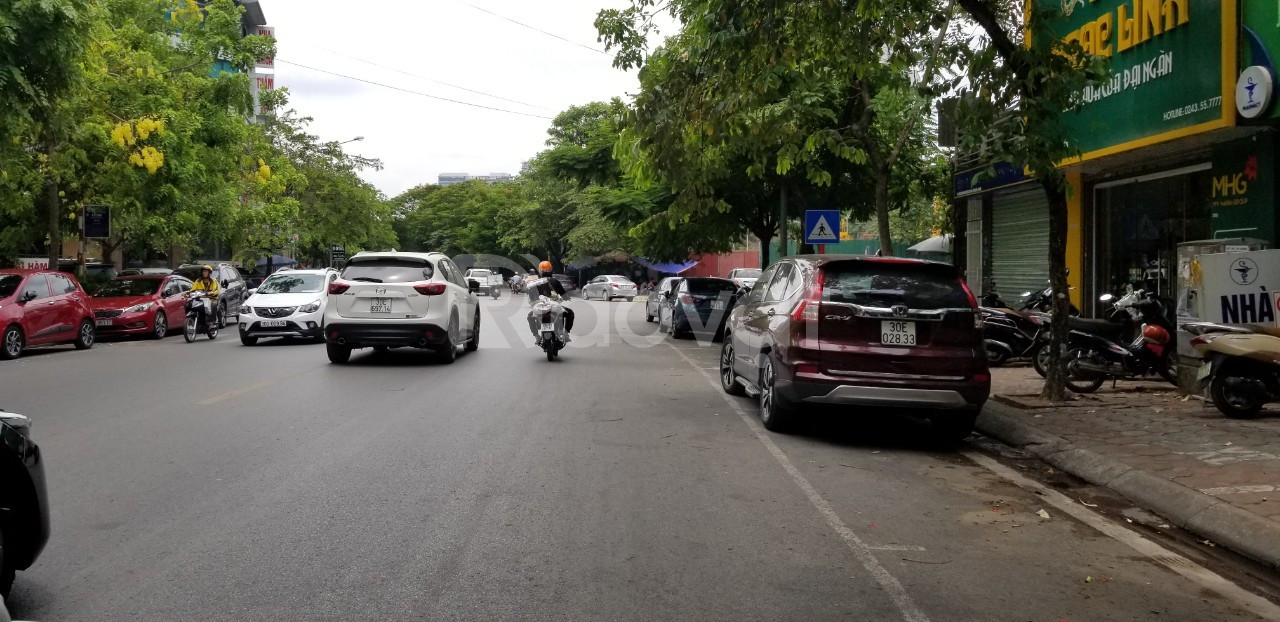 Bán nhà số 19 Trần Kim Xuyến mới, Yên Hòa, 50m2, 5T, MT 3.9m, 12 tỷ