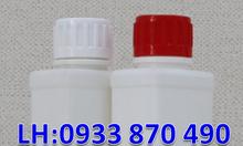 Chai nhựa 1L tròn đựng dung dịch phân bón, chai nhựa 500ml hóa chất