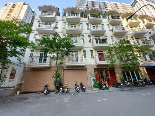 Bán gấp liền kề trung tâm quận Thanh Xuân, ôtô vào hầm, 5 tầng 13 tỷ