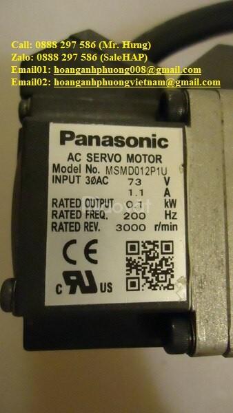 Ac servo motor Panasonic MSMA012C1N