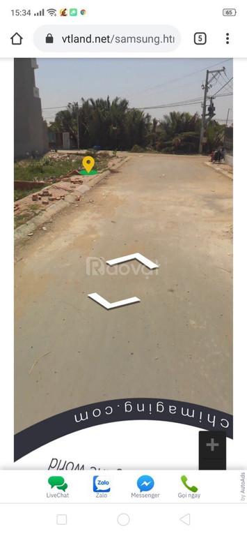 Chính chủ gởi bán lô đất dự án Samsum Village, P. Phú Hữu, SHR (ảnh 5)