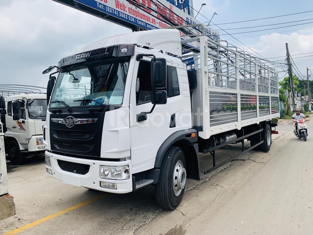 Xe tải 8 tấn thùng dài 8m| xe tải faw 8 tấn thùng dài 8m sản xuất 2020
