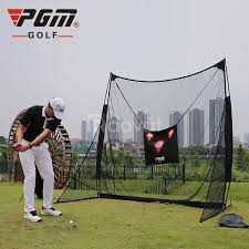 Bộ khung tập golf tại nhà 2,5m x 2,5m