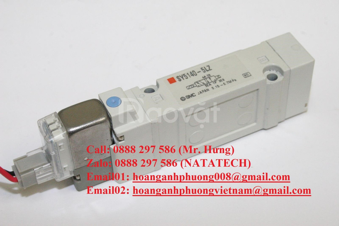 Van điện từ SMC SY5320-5DZD-C6-F2