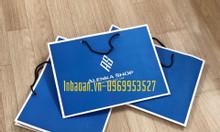 In túi giấy, hộp giấy giá rẻ tại Hà Nội.