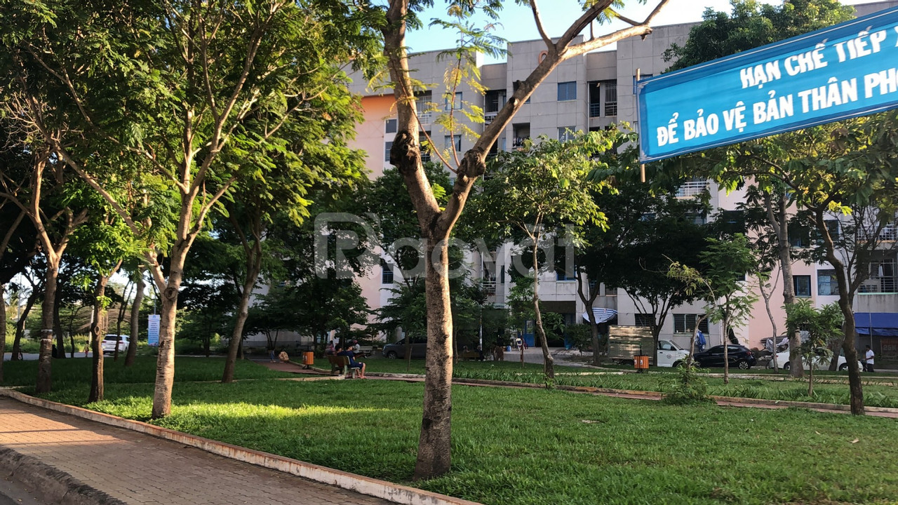 Bán đất An Lạc, Bình Tân, đường Lâm Hoành, cạnh UBND Quận, giá 54triệu (ảnh 1)