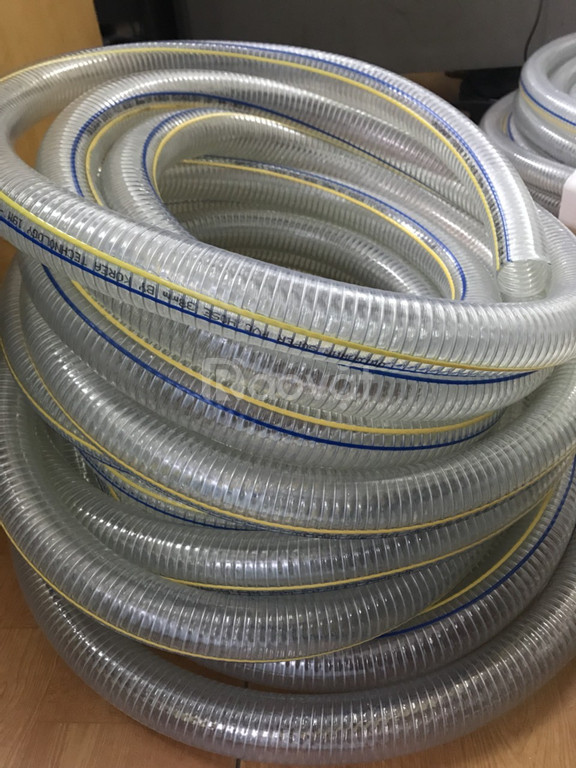 Ống nhựa lõi thép D90, D102, D110, D120 dẫn hóa chất, dẫn nước. (ảnh 5)