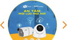 Camera FPT ra mắt 2 sản phẩm Camera indoor và Camera outdoor