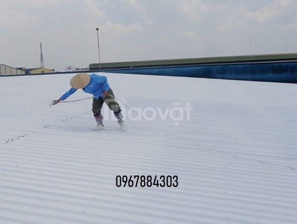 Dịch vụ thi công sơn chống nóng Vạn Đạt