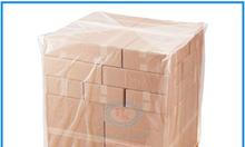 Túi nhựa pe - Túi nilon cỡ lớn trùm hàng hoá, pallet, gạch, carton