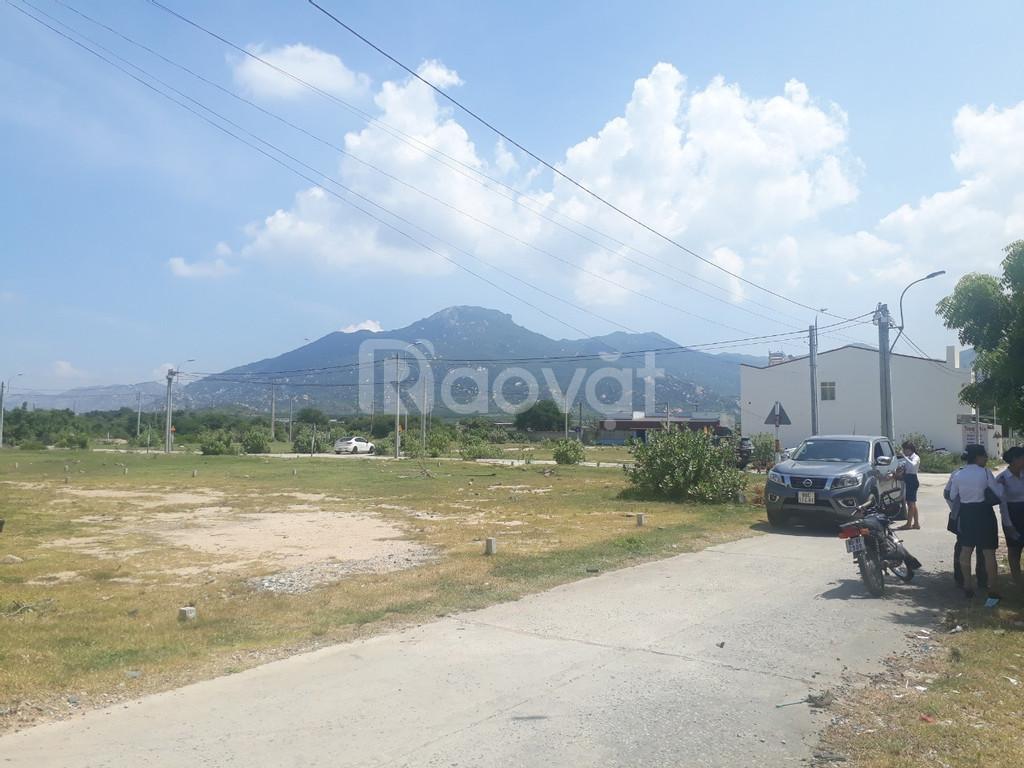 Chính chủ bán lô đất nền 90m2 gần quốc lộ 1A  khu du lịch Cà Ná giá rẻ (ảnh 1)