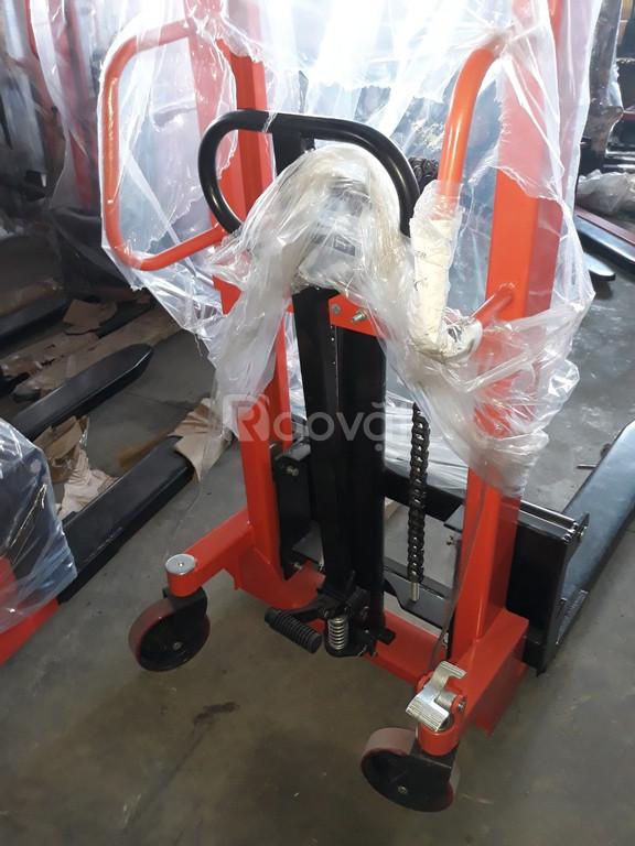 Xe nâng tay cao 1 tấn cao 1.6m hiệu EPlift hàng chính hãng (ảnh 5)