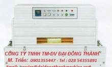 Máy đóng gói rút màng co DS-4525 chính hãng Wellpack Đài Loan