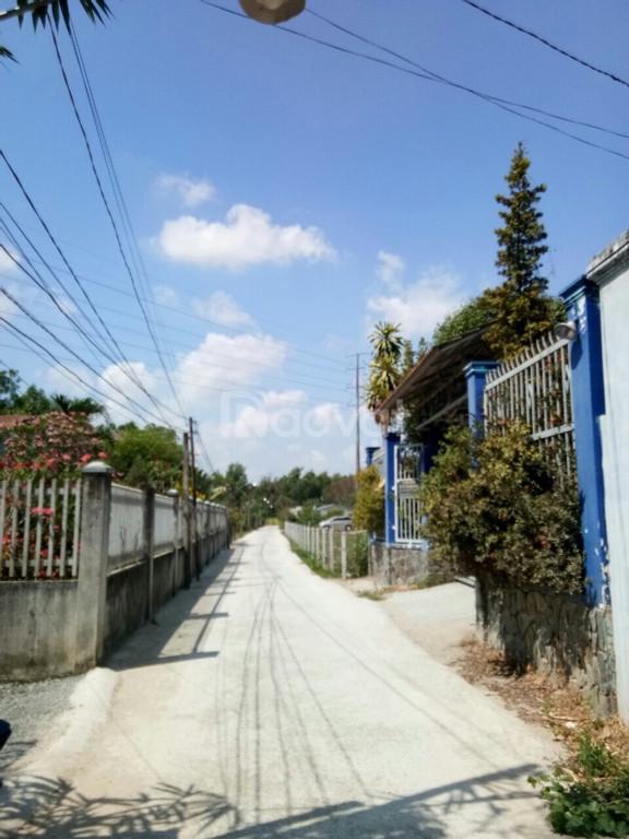 Đất Nhơn Trạch 190m2 đường oto cách Hùng Vương 50m