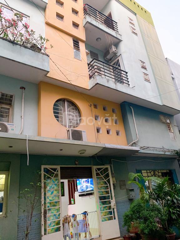 Nhà hẻm 3 lấu  Lạc Long Quân trung tâm Tân Bình  (ảnh 3)