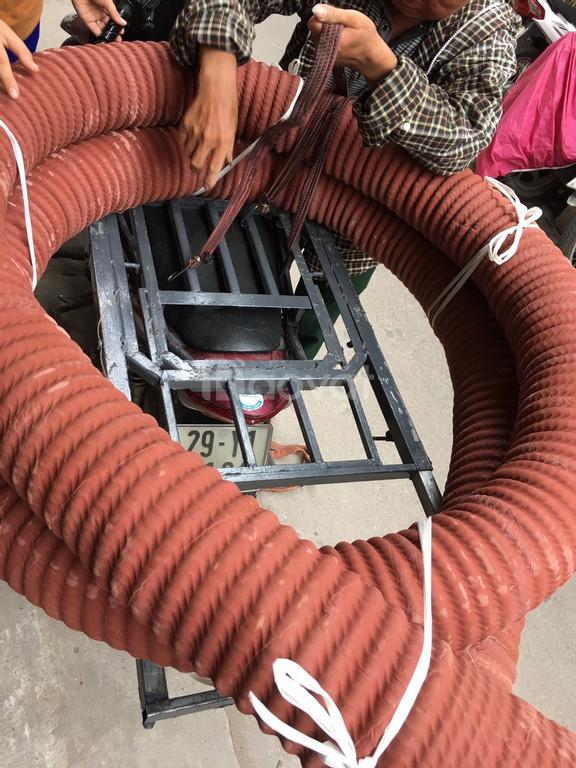 Tổng quan về ống cao su lõi thép hút nước, hút cát, dẫn xi măng. (ảnh 1)