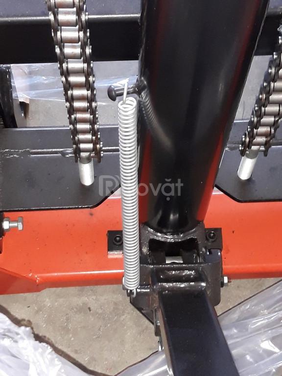 Xe nâng tay cao 1 tấn cao 1.6m hiệu EPlift hàng chính hãng (ảnh 6)