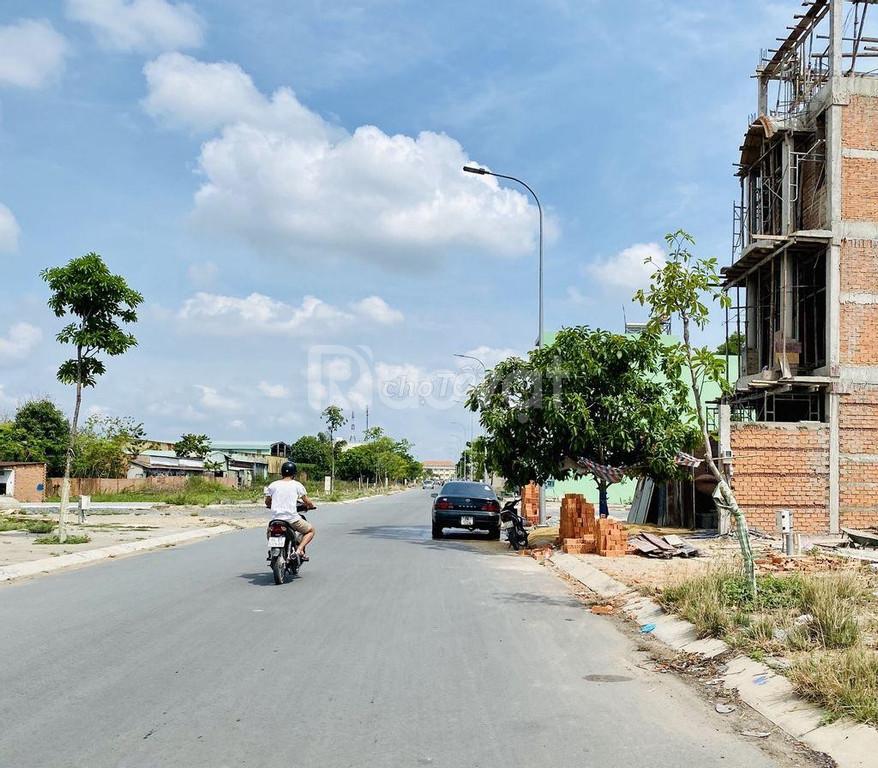 Ngân hàng tổ chức thanh lý 13 nền đất liền kề khu dân cư Tên Lửa