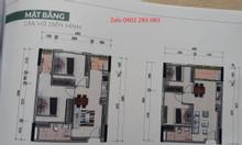 Nhượng lại suất chung cư NƠXH CT3 CT4 Kim Chung, dt từ 50m
