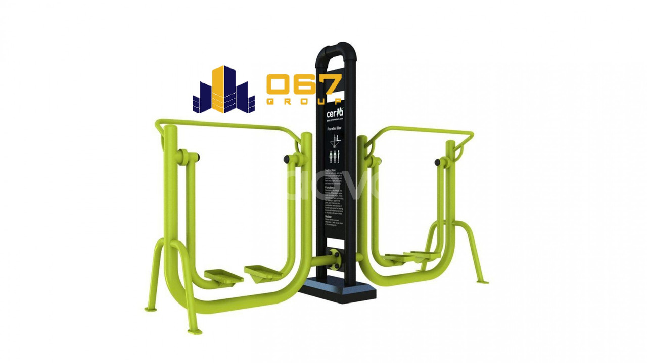 Gym Spacwalker (Double) Thiết bị thể dục thể thao