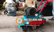 Máy băm nền tạo nhám bê tông HSQ600 nhập khẩu chính hãng