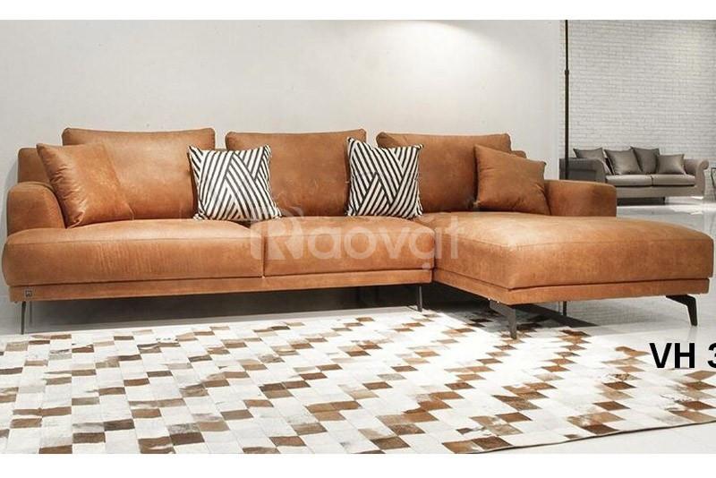 Bọc lại da ghế sofa HCM (ảnh 3)