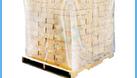Túi nhựa pe - Túi nilon cỡ lớn trumg hàng hoá, pallet, gạch (ảnh 4)