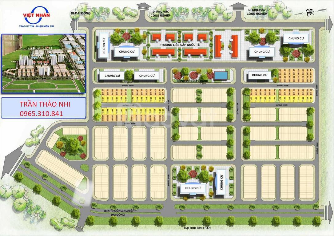 Từ Sơn Bắc Ninh, Centa Diamond, khu đô thị tương lai