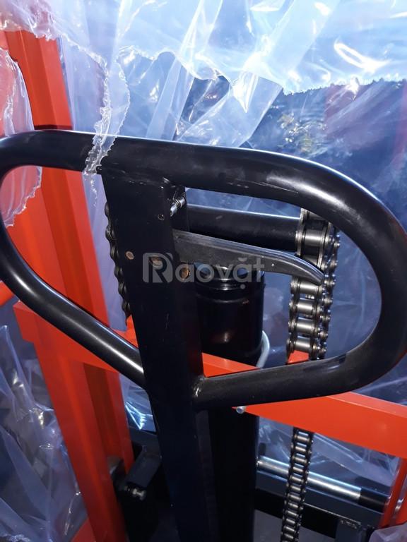 Xe nâng tay cao 1 tấn cao 1.6m hiệu EPlift hàng chính hãng (ảnh 7)