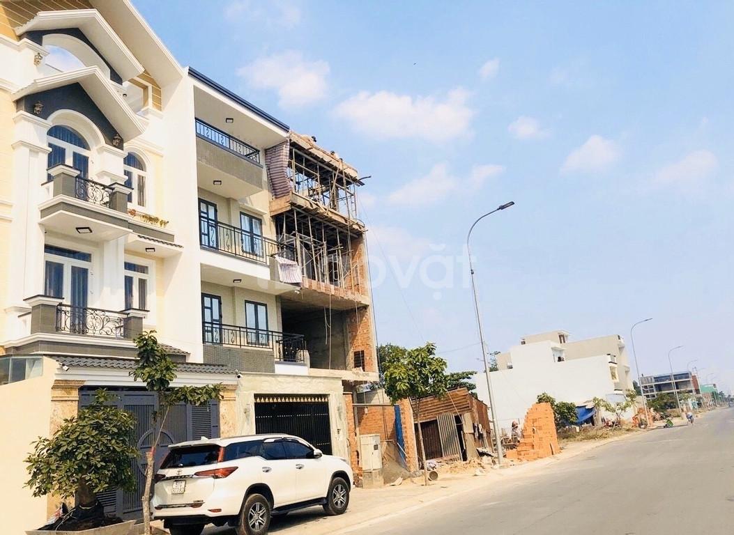 Ngân hàng thanh lý nhà phố, biệt thự khu dân cư Tân Tạo sổ hồng riêng (ảnh 4)