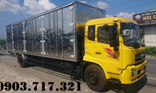 Xe tải Dongfeng 7T5 thùng kín 9m7 mới 2019 khí thải Euro 5