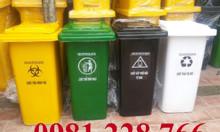 Hé lộ đặc điểm nổi bật của thùng rác 120 lít
