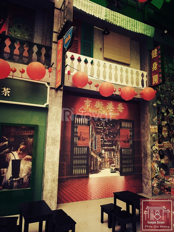 Check-in Hong Kong nhà hàng ẩm thực Phúc Gia Khang